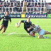 VIDEO. Premiership. La merveille de passe apr�s-contact d'Alex Tait pour Noah Cato