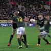 VID�O. All Blacks - Afrique du Sud : La passe magique de Kieran Read pour offrir l'essai � Richie McCaw