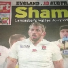 VIDEO. Coupe du monde. La presse britannique tire � boulets rouges sur Stuart Lancaster et Chris Robshaw