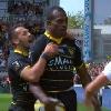 VID�O. La Rochelle : Sireli Bobo et Alofa Alofa font le show contre le Stade Toulousain (37-25)