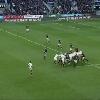 VIDEO. La superbe cocotte de l'Angleterre qui emm�ne Ben Morgan derri�re la ligne face � l'Afrique du Sud