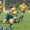 FLASHBACK VIDEO. 2009. Matt Giteau punit l'indiscipline du XV de France