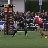 VIDEO. Top 14 - RCT. Mathieu Bastareaud surprend la d�fense d'Oyonnax avec son tchik tchak