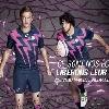 Le nouveau maillot du Stade Fran�ais Paris par ASICS fait parler la foudre