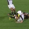 VIDEO. Super Rugby : Jason Emery expuls� apr�s une terrible collision dans les airs sur Willie Le Roux