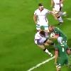 VIDEO. Champions Cup - L'�norme cul de Leonardo Ghiraldini met KO Jared Payne