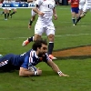 Les 5 points  � retenir du match entre le XV de France et l'Angleterre
