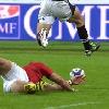 RESUME VIDEO. Noa Nakaitaci sauve le XV de France d'une défaite historique face à l'Écosse