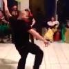 VIDEO. INSOLITE. Les U18 de la G�orgie f�tent leur victoire avec une danse traditionnelle endiabl�e