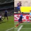 VIDEO. London 7s. Juan Imhoff et Jarryd Hayne punissent les Bleus en attaque et en d�fense