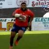 VID�O. Pro D2 : Le talonneur d'Aurillac inscrit un essai de 50 m�tres en mode Jonah Lomu contre l'USAP