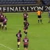 VIDEO. Challenge Cup. FCG - Maritino Nemani a-t-il insult� l'arbitre ?