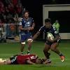 VIDEO. Super Rugby. Richie McCaw se fait �teindre par Lolagi Visinia