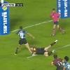 VIDEO. Montpellier impressionne face aux Saracens avec six essais