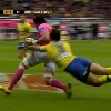 VIDEO. Top 14 - ASM. Morgan Parra r�alise le plus beau sauvetage de filou de la saison
