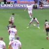 VID�O. La passe entre les jambes et les cannes de Duncan Taylor font des merveilles en demi-finale de Premiership