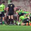 VIDEO. Pro D2. La m�l�e de Biarritz explose en fin de match face � Montauban