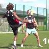 VIDEO. INSOLITE. Quand les Harlequins �tablissent un record de jongles avec un ballon de rugby