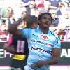 VID�O. Racing M�tro : Le gros match de Benjamin Fall contre le Stade Fran�ais