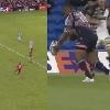 VIDEO. H Cup : Quand Mathieu Bastareaud se prend pour Jonny Wilkinson et tente le drop...