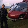 PHOTO. INSOLITE. Pourquoi Richie McCaw a arr�t� le rugby pour devenir pilote d'h�licopt�re ?