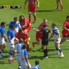 VIDEO. Top 14. Rory Kockott se frotte � Chris Masoe puis se cache derri�re l'arbitre