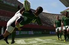 Un deuxième jeu de rugby : RWC 2011