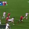 VIDEO. Super Rugby. Le 2e ligne Sam Whitelock ridiculise les Reds sur 60m pour l'essai de la saison