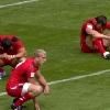 VID�O.  Jeux du Commonwealth : La fin de match de folie entre l'Australie et le Pays de Galles