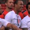 VIDEO. Top 14 - Le Stade Toulousain pr�sente ses nouveaux maillots et ses cinq solides recrues en grande pompe