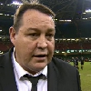 Steve Hansen inquiet pour l'avenir du rugby apr�s avoir assist� � France - Pays de Galles