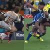 VIDEO. Super Rugby. Malakai Fekitoa d�sosse Andrew Horrell, Ita Vaea assomme Nizaam Carr