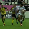 VIDEO. Top 14. Les jambes de feu de Nayacalevu pour l'essai de 90 m�tres du Stade Fran�ais face � La Rochelle