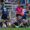 VIDEO. Top 14 - Pau. Chris King cit� apr�s sa prise du sommeil sur Beno�t Paillaugue
