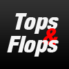 Top 5 / Flop 5 du weekend-end (18/04 au 20/04)