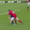VIDEO. La superbe action du troisi�me ligne du Canada Tyler Ardron avec un beau plaquage offensif sur Peter Horne