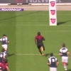 VIDEO. Rugby amateur #48 : le ph�nom�ne Tyrese Johnson-Fisher frappe encore