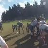 VIDEO. INSOLITE. Une journ�e dans la vie d'un rugbyman g�orgien avec une GoPro