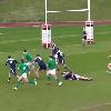 R�SUM� VIDEO. Les U19 fran�ais � la peine en amical contre les Irlandais