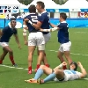 RESUME VIDEO. Rugby � 7. La France bataille pour d�crocher l'or olympique face � l'Argentine