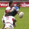 VIDEO. Paris 7s. Virimi Vakatawa �clipse SBW lors de la qualification de France 7 en Cup