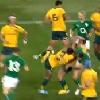 VIDEO. Irlande - Australie : Le saut de folie d'Israel Folau contre l'Irlande