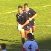 VIDEO. FLASHBACK. 1995. Zinzan Brooke claque un drop de 40m face � l'Angleterre � la Coupe du monde