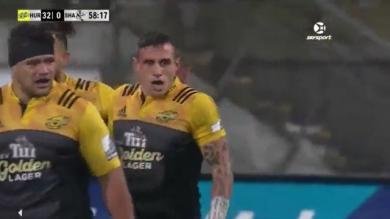 RÉSUMÉ VIDÉO. Super Rugby : les Hurricanes noient les Sharks au terme d'un match parfait (41-0)