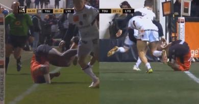 VIDEO. Top 14 - Toby Arnold fait exploser Josua Tuisova à l'impact