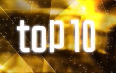 Canal+ : Top 10 des essais 2011