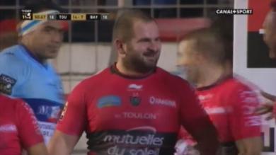 Top 14 - Demi-finale. Levan Chilachava forfait face à la Rochelle, Mourad Boudjellal préfère en rire