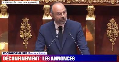 TOP 14 - La saison 2019/2020 terminée suite à l'annonce d'Edouard Philippe à l'Assemblée nationale ?