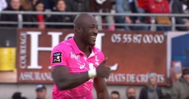 Top 14 - Le message d'adieux de Djibril Camara au Stade Français qu'il a aimé