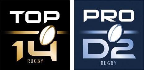 La LNR dévoile ses nouveaux logos